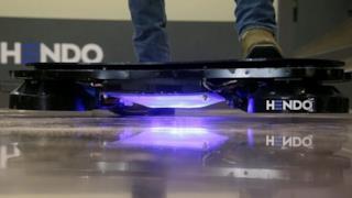 La hoverboard Hendo