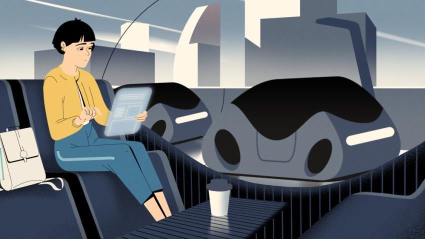 The Guardian commissiona un corto animato per sensibilizzare i lettori sui rischi della nostra società