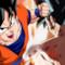 Goku e la sua nuova trasformazione