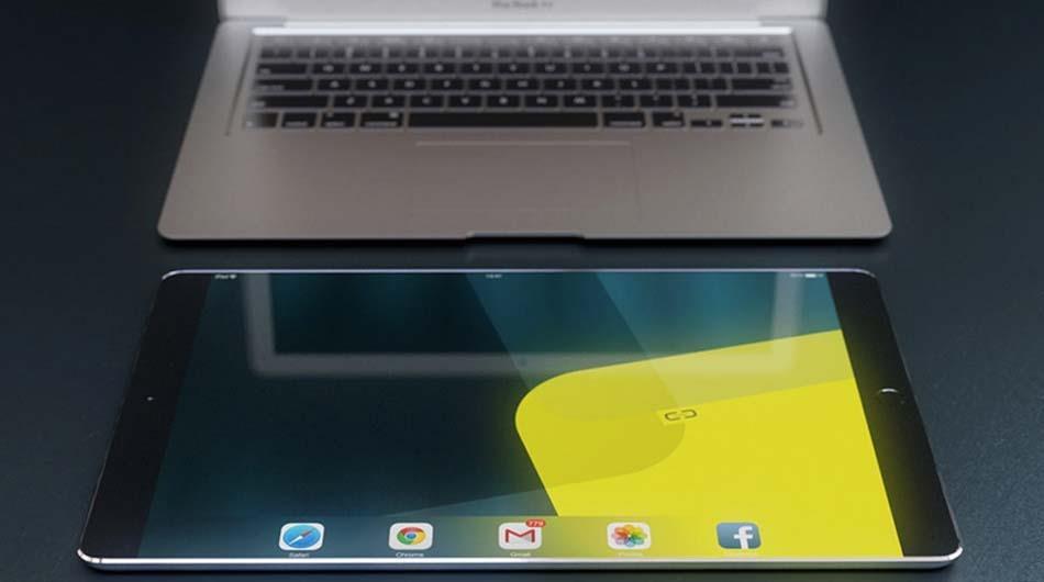 Schermo dell'iPad Pro