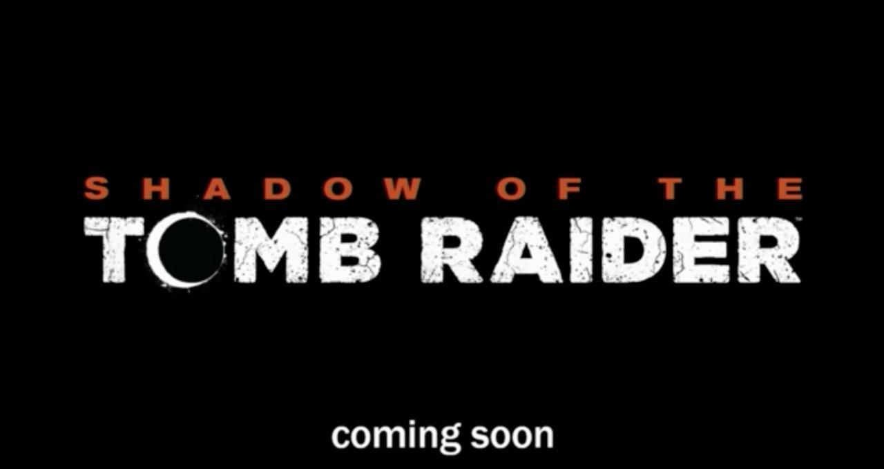Il logo di Shadow Of The Tomb Raider