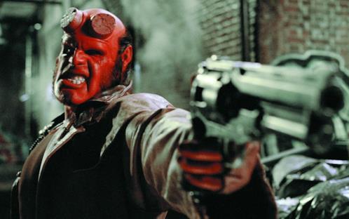 Ti piacerebbe vedere Hellboy 3 al cinema?