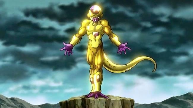 Golden Freezer villain di Dragon Ball Super: ecco come è nato