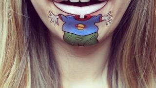Chuckie Make Up Rugrats