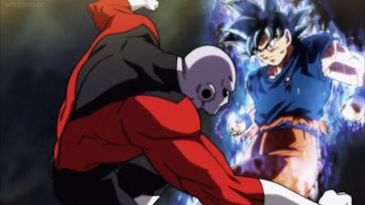 Goku contro Jiren