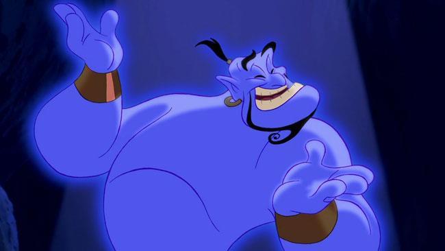 Il Genio di Aladdin sarà protagonista di un live-action Disney