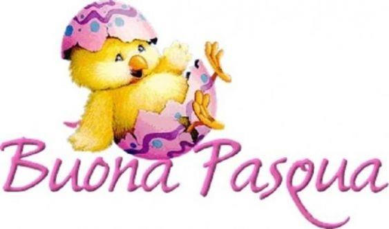 Un pulcino - Immagini per auguri di Buona Pasqua