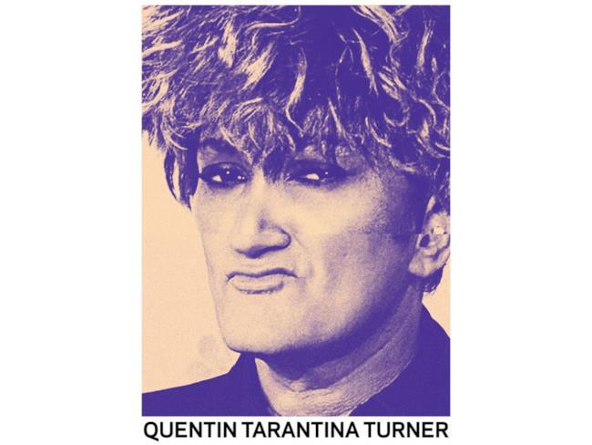 Mashup di Quentin Tarantino e Tina Turner