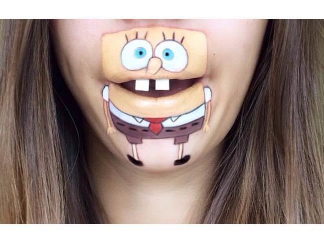 Spongebob Make Up