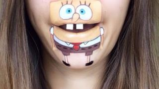 Spongebob Make Up