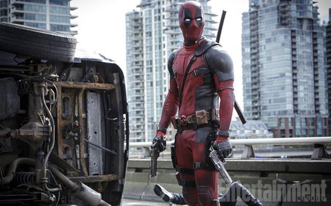 Deadpool in una immagine ufficiale del nuovo film