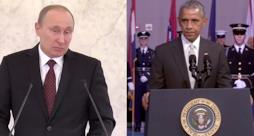 Putin e Obama sono le vittime del videomaker Mario Wienerroither