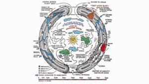 La mappa elaborata dai terracavisti