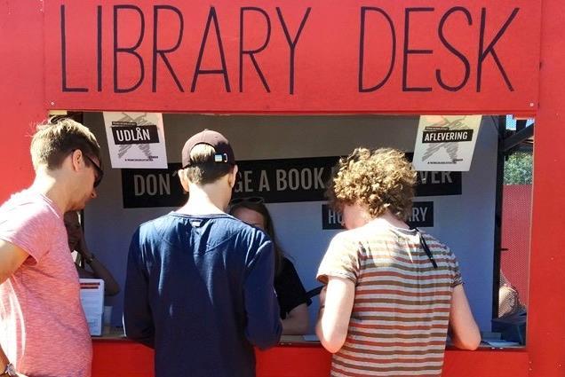 Help Desk Biblioteca Umana
