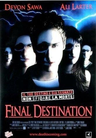 La locandina di Final Destination