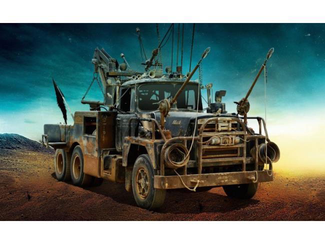 Mack, veicolo di Mad Max: Fury Road