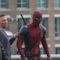 foto scattata sul set di Deadpool