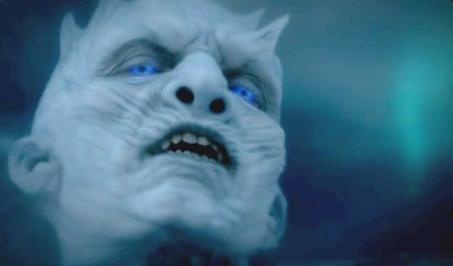 Estraneo nell'episodio 4 della quinta stagione di Game of Thrones
