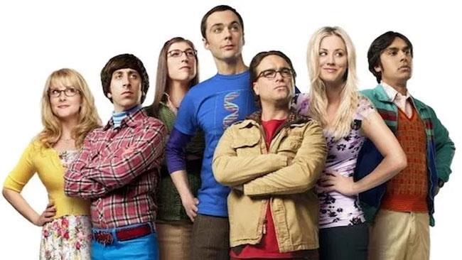 The Big Bang Theory in streaming - tutti i personaggi della serie