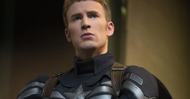 Chris Evans potrebbe estendere il suo contratto per il ruolo di Capitan America