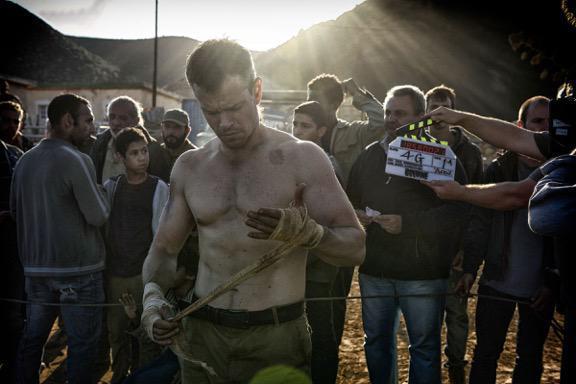 Matt Damon nella prima immagine ufficiale di Bourne 5