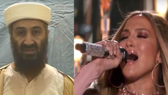 Bin Laden e Jennifer Lopez