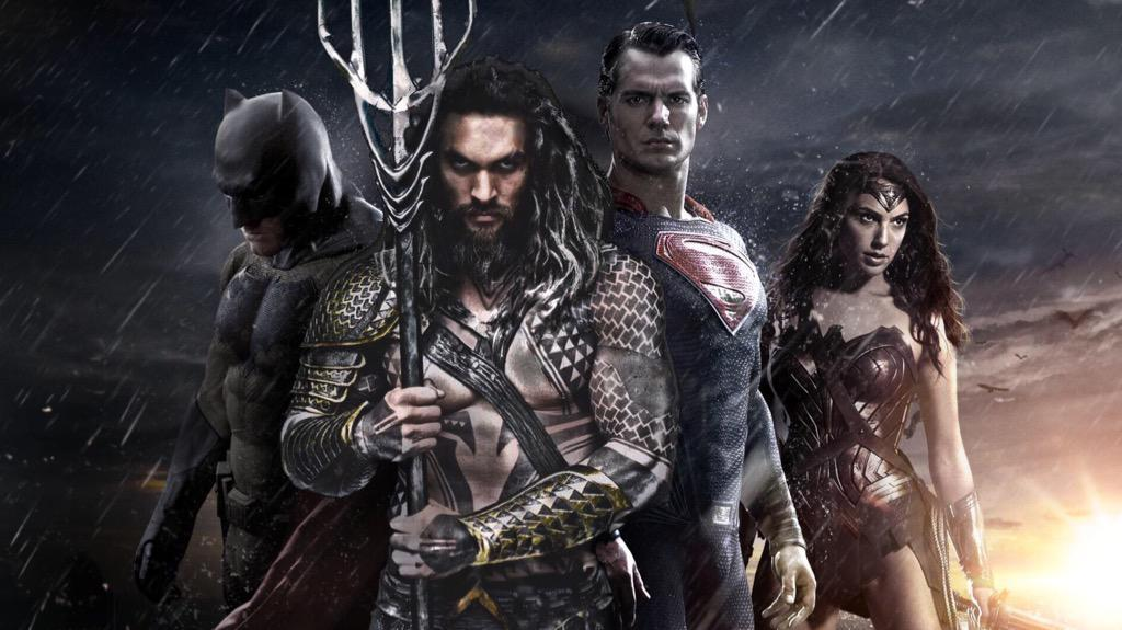 Gli eroi nel film Batman V. Superman