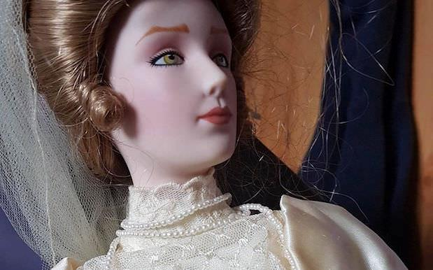 L'inquietante bambola
