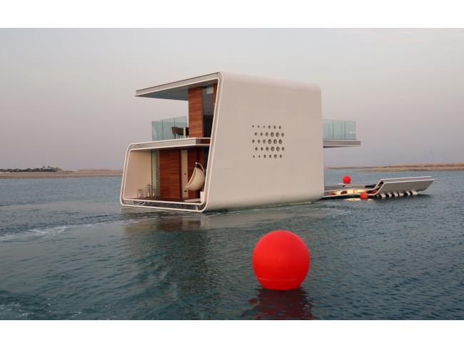 Una casa sull'acqua