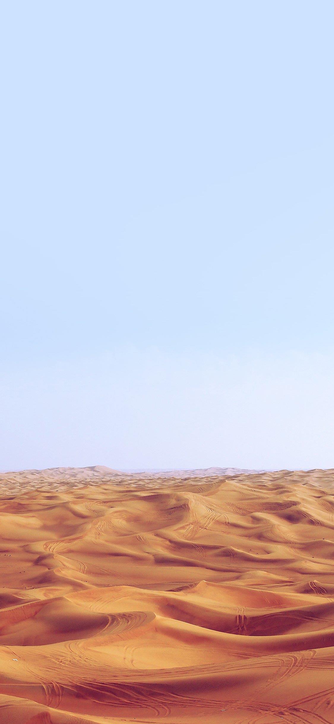 Le dune del deserto - Sfondi per iPhone, i migliori da scaricare gratis