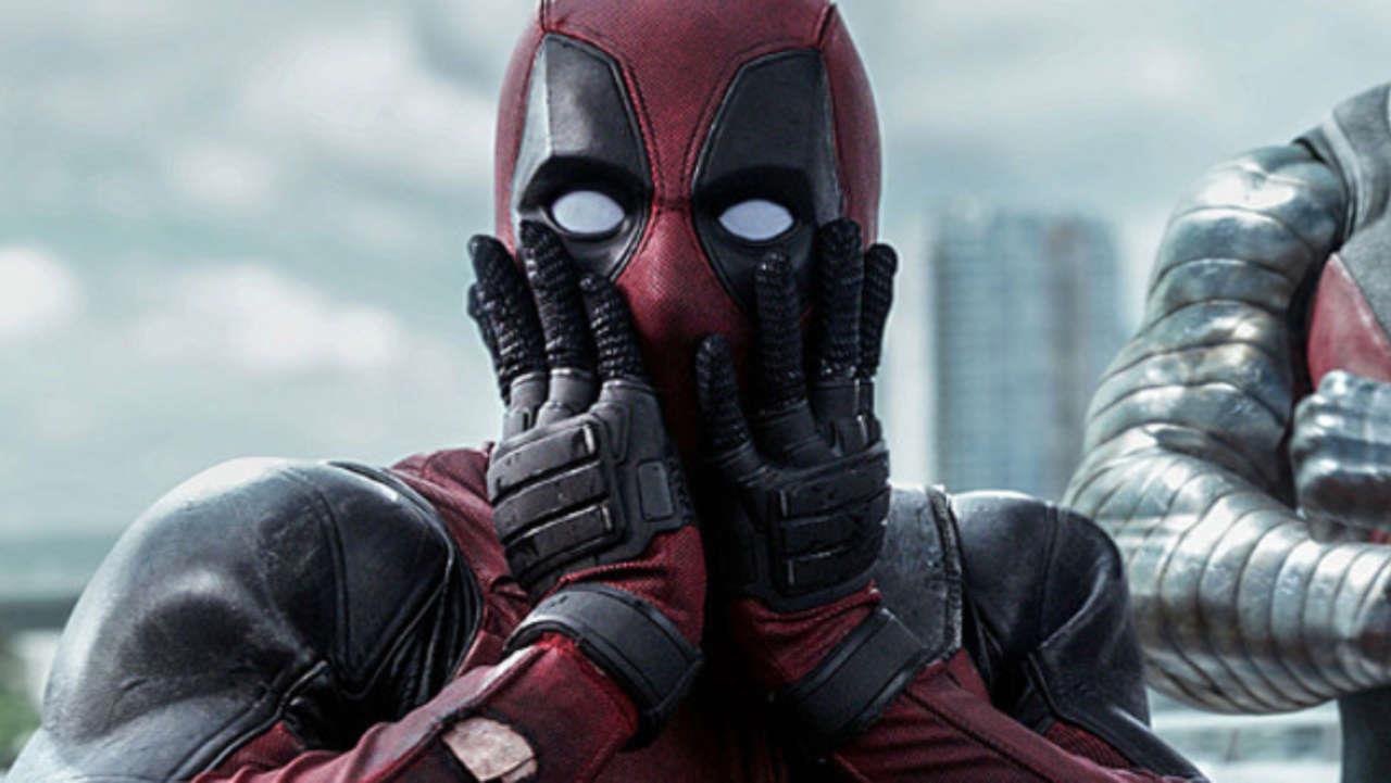 La foto di Deadpool