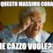 ma questo Massimo Corazza che cazzo vuole???