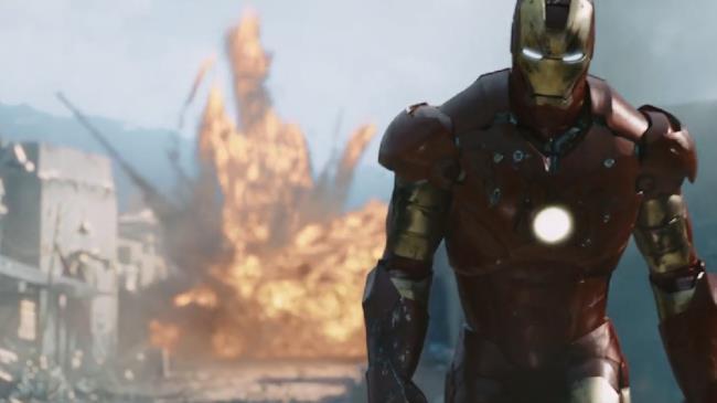 L'armatura Mark III di Iron Man