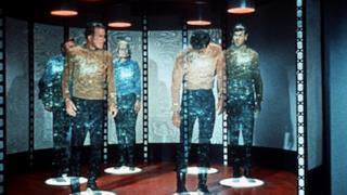 Il teletrasporto in Stark Trek