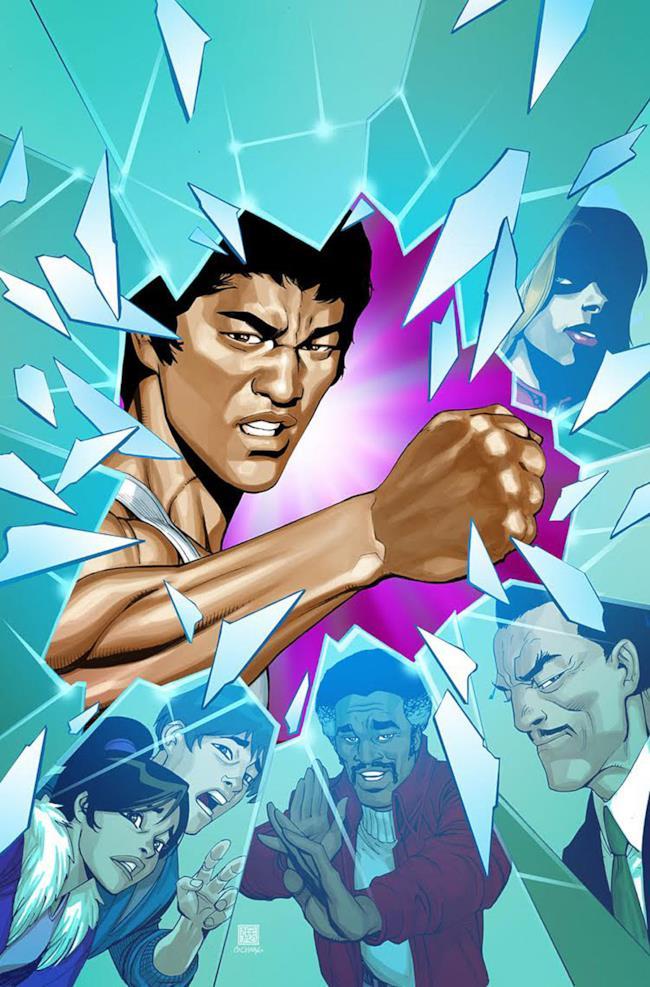 Bruce Lee ritorna in vita in un nuovo fumetto in arrivo nel 2016