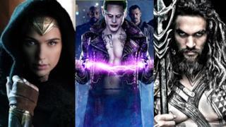 Da Justice League a Suicide Squad: tutti i nuovi video d'anteprima dei film DC