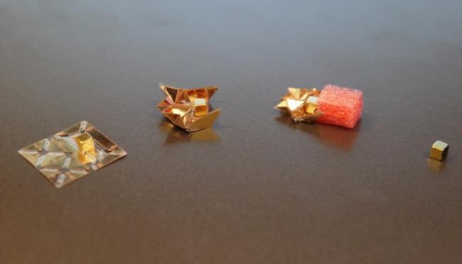 I prodigiosi robot a forma di origami