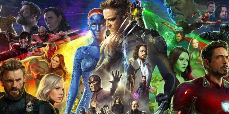 Gli Avengers e gli X-Men uniti finalmente nell'universo cinematografico?