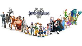 Tutti i personaggi di Kingdom Hearts III