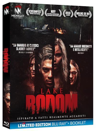 La copertina di Lake Bodom