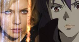 Scarlett Johansson e Motoko Kusanagi a confronto