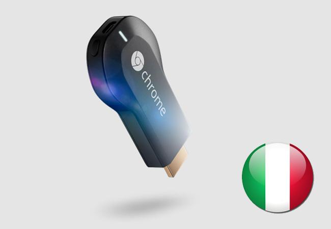 La chiavetta Chromecast