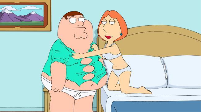 Peter e Lois dei Griffin