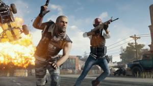 Esplosioni e azione in PlayerUnknown's Battlegrounds