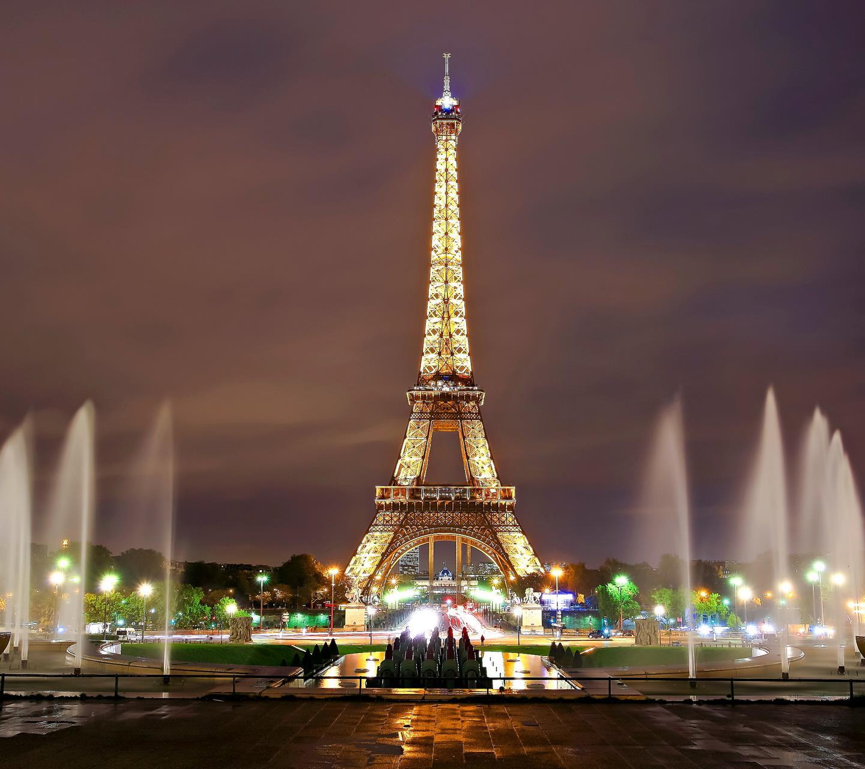 La torre Eiffel - Sfondi per Android, i più belli da scaricare gratis