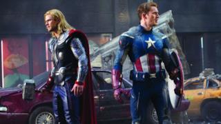 Thor e Capitan America