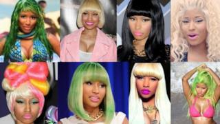 I mille volti dello stile minimalista di Nicki Minaj