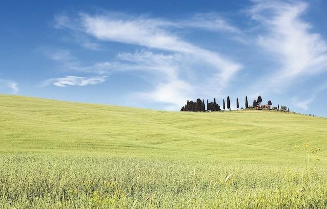 Colline della Toscana