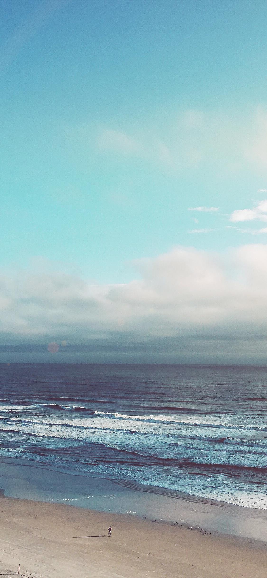 La spiaggia e l'oceano - Sfondi per iPhone, i migliori da scaricare gratis