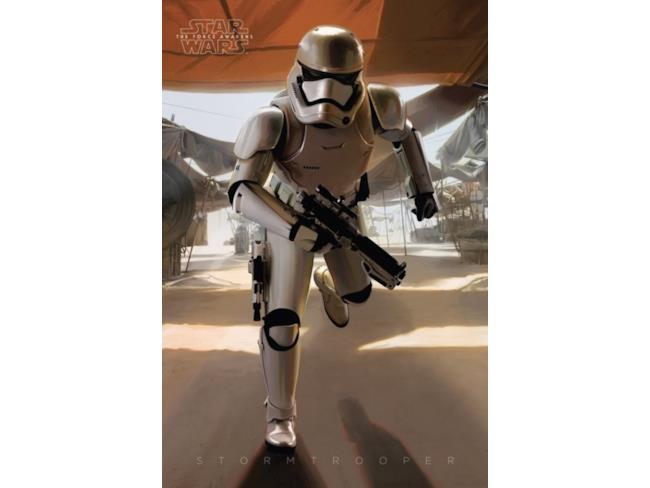 Il look dei nuovi Stormtroopers